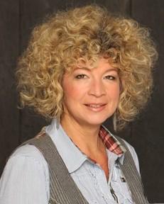 Susanne Rohrer Portrait